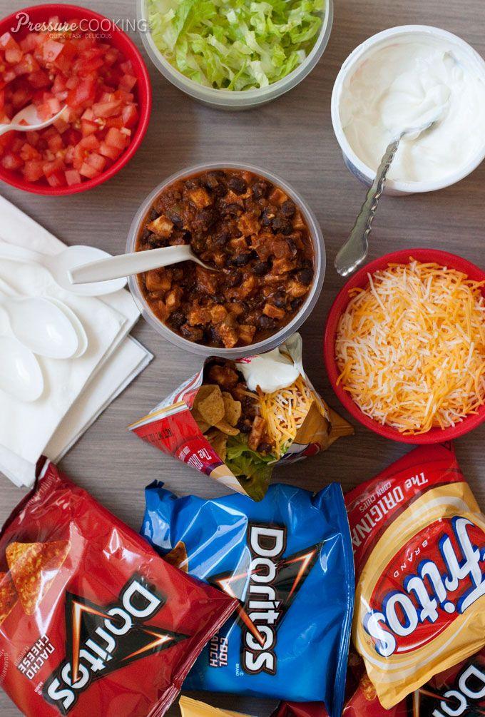 Chicken Walking Tacos Recipe from Barbara Bakes