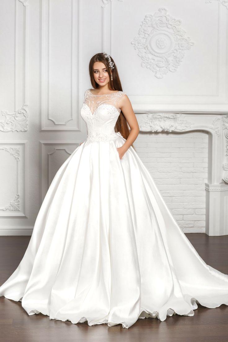 Obtain Inspirations For A Person S Wedding Dress With Our Huge Wedding Gown Photo Files Album Make Your Own Wedding Memorabl Vestido De Noiva Vestidos Noivado