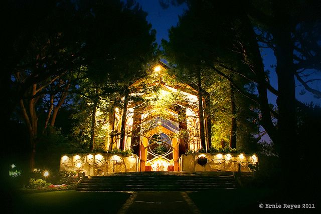 Rancho Palos Verdes | Wayfarers Chapel, Rancho Palos Verdes CA | Flickr - Photo Sharing!