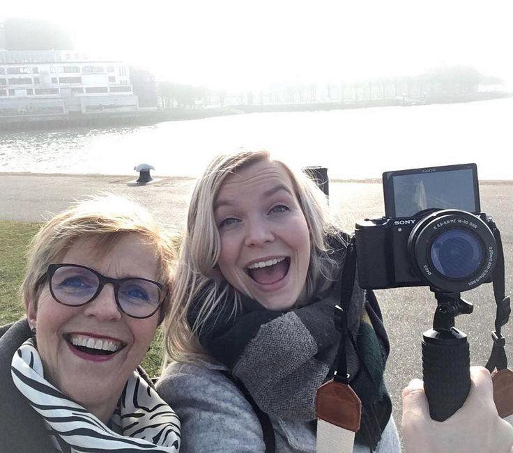 Onze eerste vlog staat online! 🎉 - Instagram @Stadsblogger