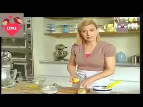 Pastel de Souffle de Limón -  Anna Olson en latino