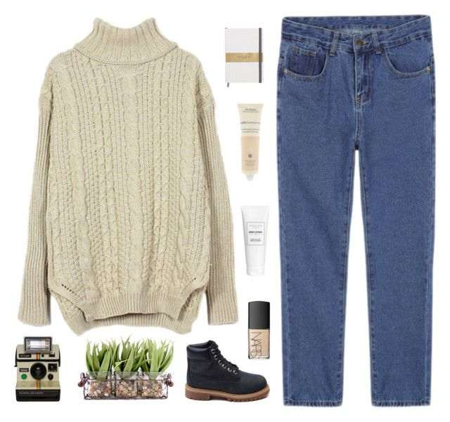 """""""Untitled #582"""" by keziakaligis ❤ liked on Polyvore featuring NARS Cosmetics, Aveda, Timberland, women's clothing, women, female, woman, misses and juniors"""