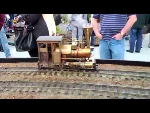 Model Steam Trains Youtube At Model Trains Advice Dot Com