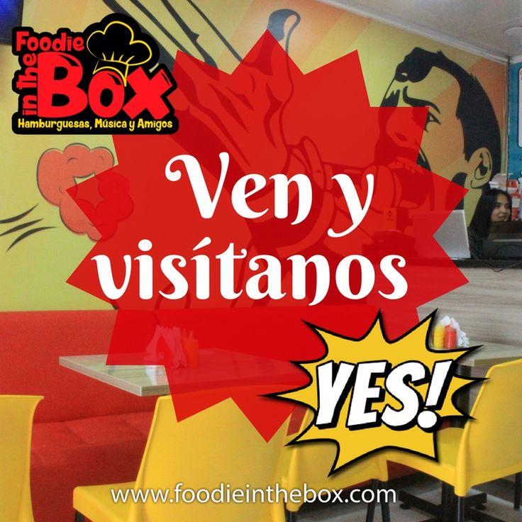 #FoodieInTheBox Para qué comer lo mismo de siempre. Cambia hoy y pide un combo Tweet! http://foodieinthebox.com/