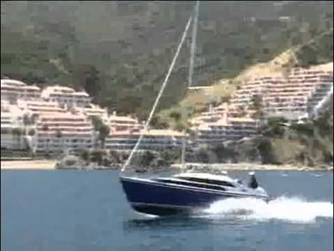 MacGregor 1 Hour Sailing Video