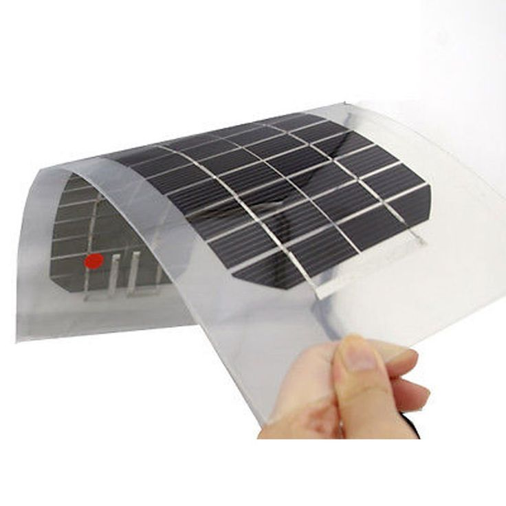 18v 4.5w Semi-flexible Monocrystalline Silicon Solar Cell Photovoltaic Panels. Reference parameters: Power (w): 4.50W Peak voltage vpm (v): 18 Peak current IPM (A): 0.25. Open-circuit voltage VOC (V): 21.6 Short-circuit current ISC (A): 0.375. Dimensions (mm): 360x125x2.5 mm (size reference) Weight: 120g. Features: light, thin, easy to carry, for those who like the the DIY owners components by efficient monocrystalline silicon. Package Includes - 1x 18V 4.5W semi-flexible monocrystalline...