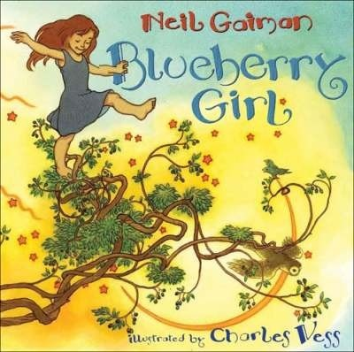 Nationally bestselling author Neil Gaiman wrote Blueberry Girl for his friend, Tori Amos, who was about to become the mother of a little girl. -www.amightygirl.com