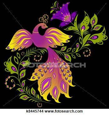 tegninger av fargerike fugler - søkeresultater fra AVG Yahoo