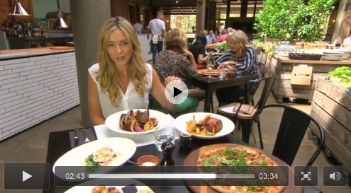 Take a look at The Red Hill Epicurean featured on Postcards!  Link to video: http://ow.ly/lunKo