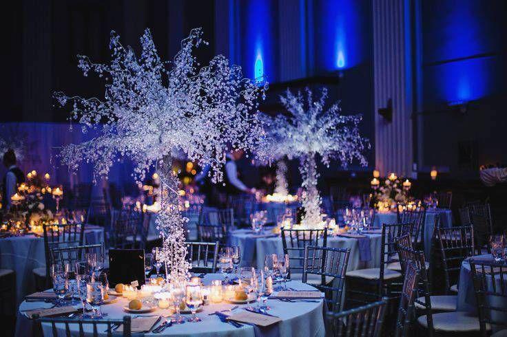 Winter Wonderland-Dekor ist atemberaubend für die Weihnachtszeit!   – Winter wonderland theme