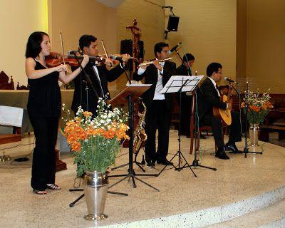 Coro para Bodas Parroquia San Benito - SJL