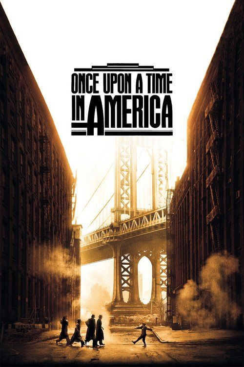 Watch Once Upon a Time in America (1984) Full Movie Online Free