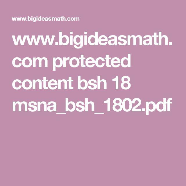 www.bigideasmath.com protected content bsh 18 msna_bsh_1802.pdf