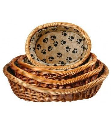 Trixie Korb Cane Basket 60 cm - Beds & Furniture - Dog