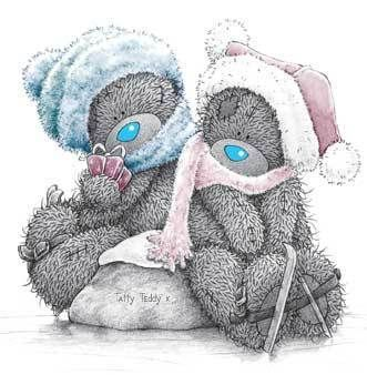 Tatty Teddy - Winter gift ?: