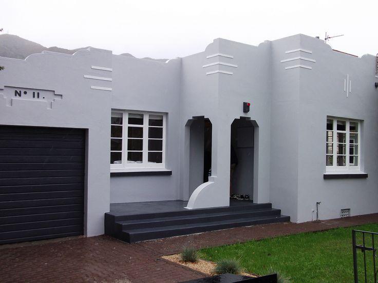 """No. 11"" Art Deco house, Lower Hutt, New Zealand | Flickr - Photo Sharing!"