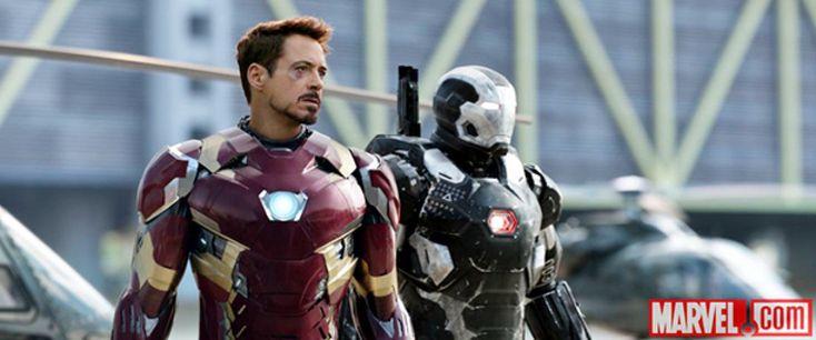 ¡Nuevas imágenes de Capitán América: Guerra civil!