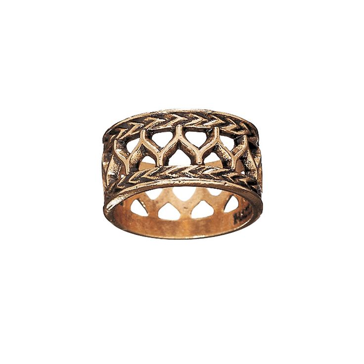 EWELRY FROM USKELA RING  Material: bronze or silver