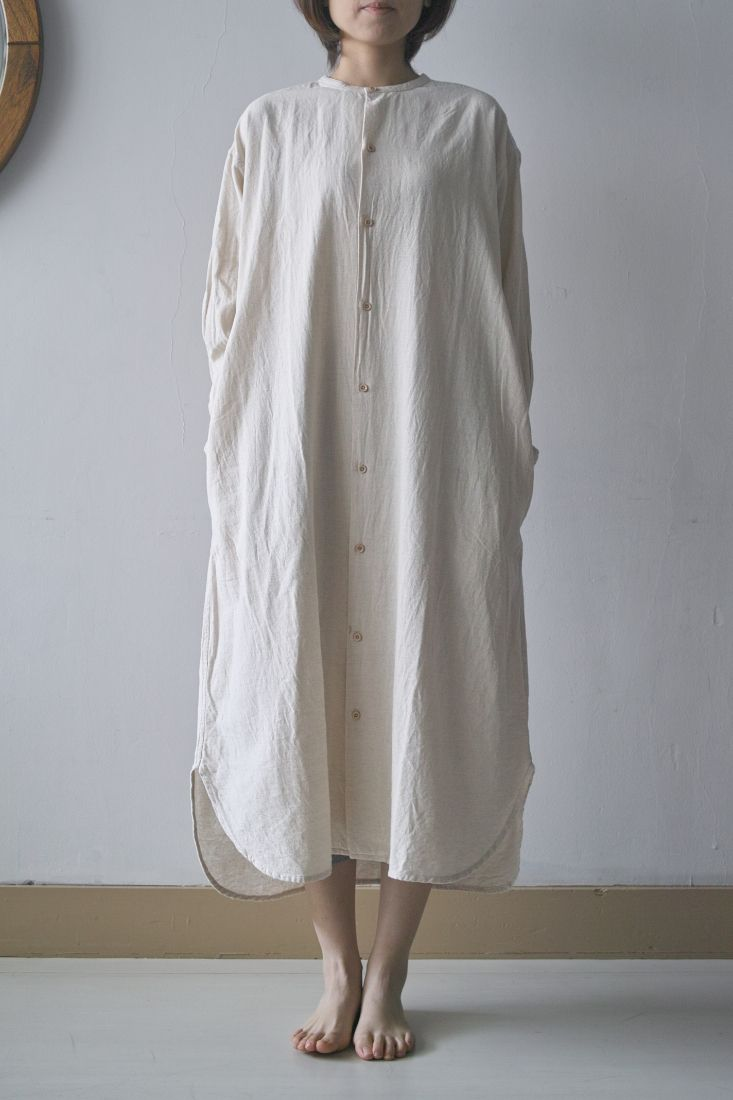 long big shirt in silk : pibico: jujudhau