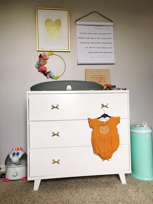 Scottie S Nursery In 2018 Best Changers Dressers Pinterest Dresser And Furniture