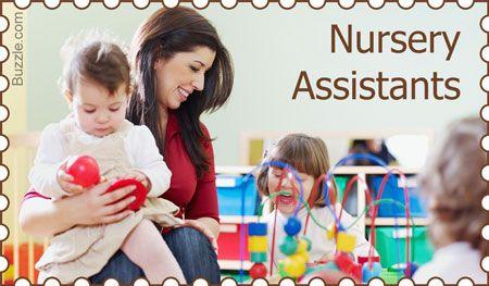 nursery assistants