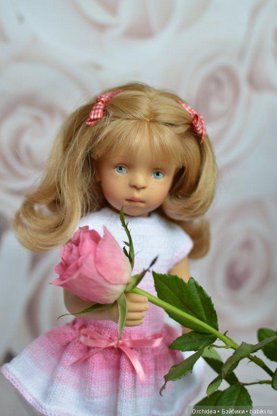 Когда за окном дождь / Sylvia Natterer, Сильвия Наттерер. Коллекционно-игровые куклы / Бэйбики. Куклы фото. Одежда для кукол