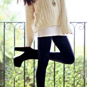 Fabulosos looks con Leggings y Pantalones negros http://noviaticacr.com/fabulosos-looks-con-leggings-y-pantalones-negros/