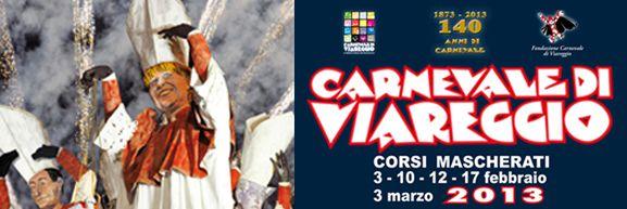 Il Carnevale di Viareggio - non solo corsi mascherati!