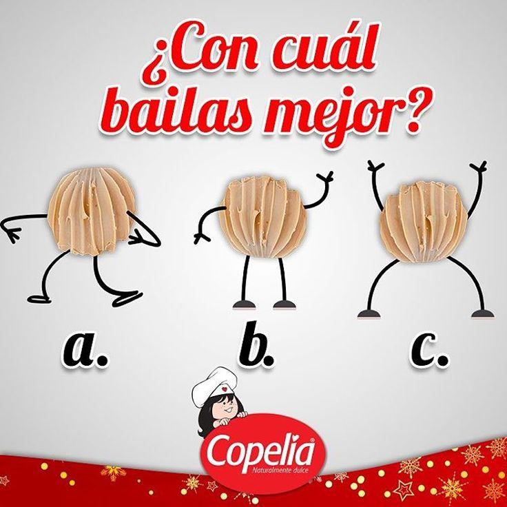 #DiviérteteConCopelia aprendiendo a bailar como lo muestran las #PanelitasCopelia. www.alimentoscopelia.com  #Panelitas #Coco #Copelia #Arequipe #Dulce #Cocadas #AmoACopelia #NosGustaCopelia #Instagood #Instafood #DulceDeLeche #LecheCondensada #Postres #Dulce #Sugar #Sweet #colombia