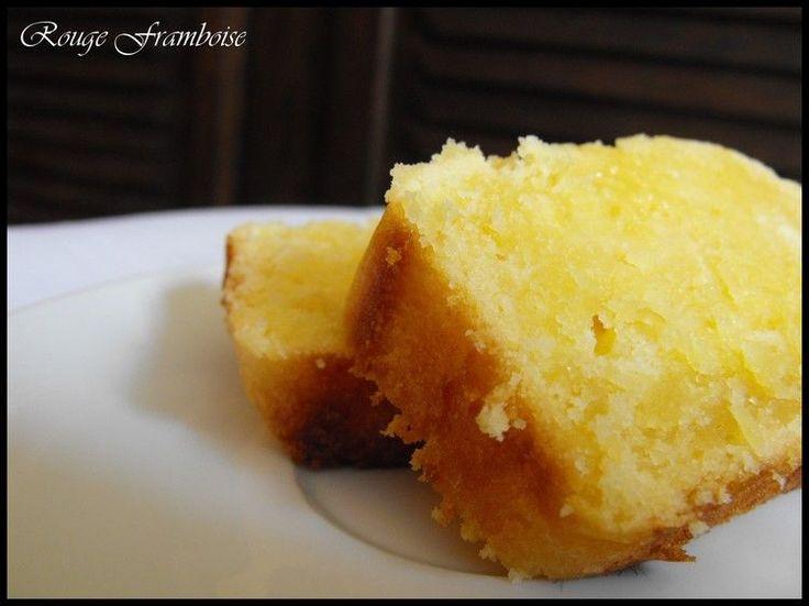 Une petite bombe calorique...mais...tout simplement LE MEILLEUR fondant au citron qui puisse exister !!!