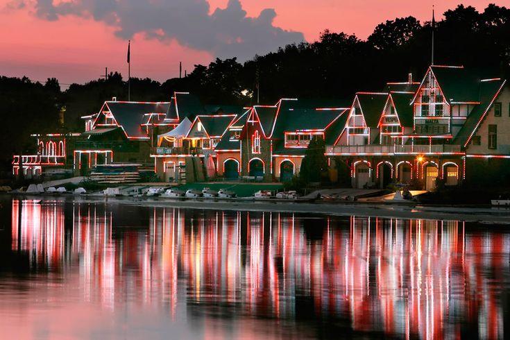 Photo credit: Visitphilly.com. Beautiful Christmas Scenes from Philadelphia.