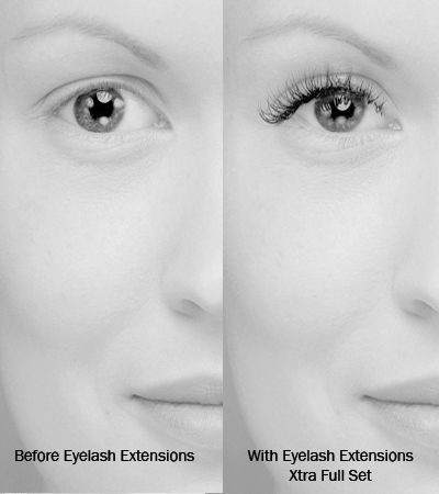 Eyelash extensions are something you really need to think about, the cost factor as well as time factor.