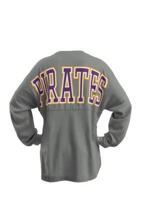 ROYCE  East Carolina University Big Time Outline Sweeper
