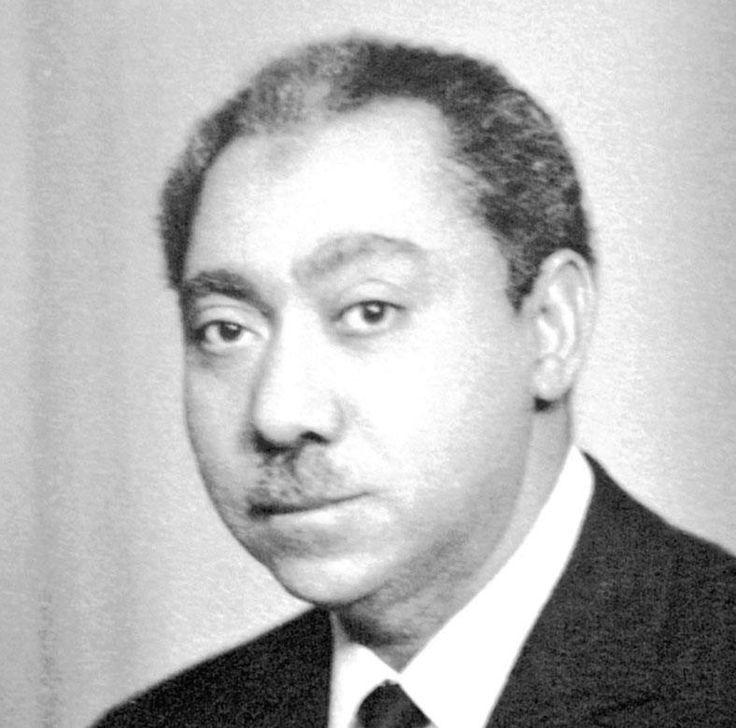 Sayyid Qutb, autor y activista político musulmán egipcio ligado a los Hermanos Musulmanes.