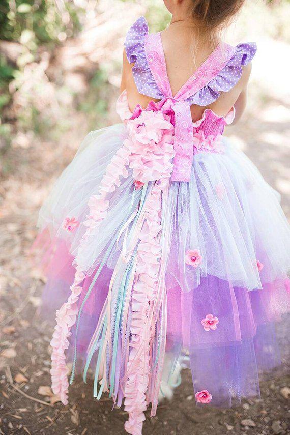 53cafc359676 Everly Unicorn Costume - girls unicorn costume, unicorn birthday dress, unicorn  tutu dress, toddler unicorn costume, baby unicorn costume in 2019 | pinned,  ...