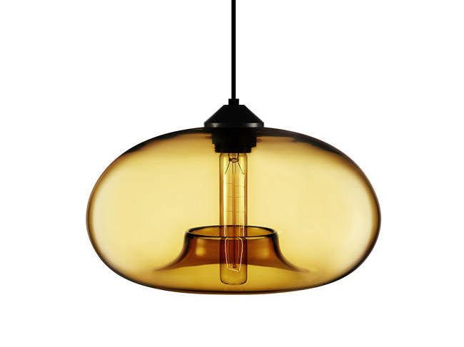 Descarga el catálogo y solicita al fabricante Aurora By niche modern, lámpara colgante hecha a mano de vidrio soplado con luz directa diseño Jeremy Pyles