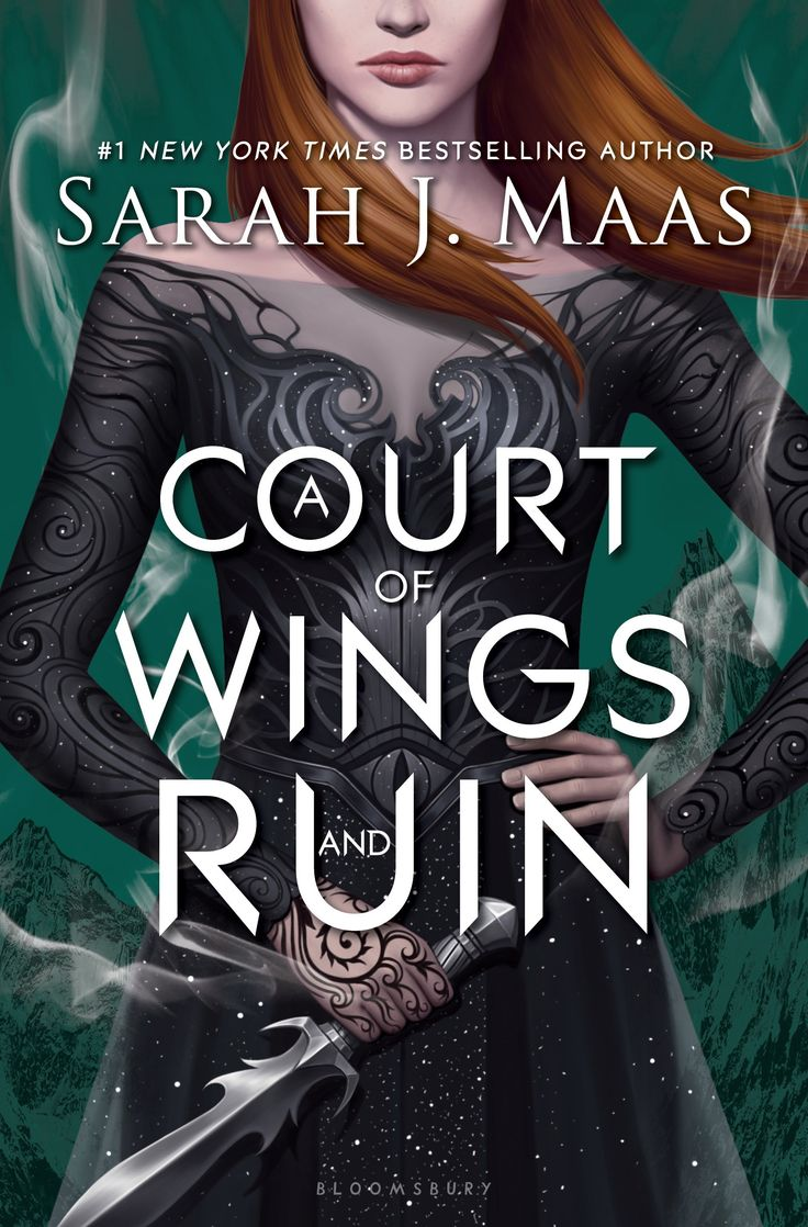 A Court Of Wings And Ruin By Sarah J Maas Cover Art By Adrian