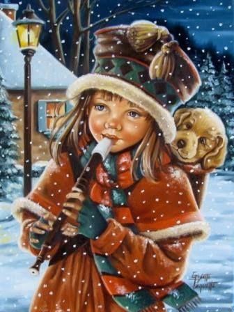 Ginette Paquette, Artist
