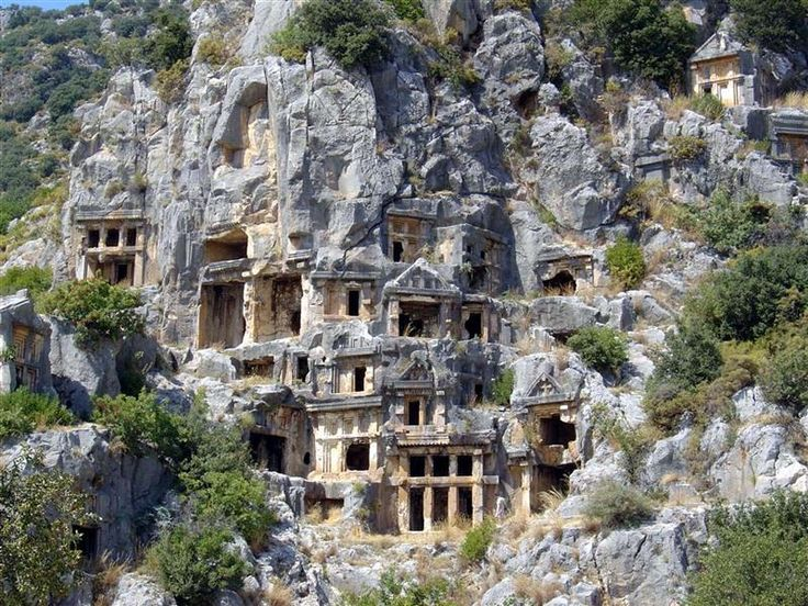 Myra Ruins - Myra, Antalya