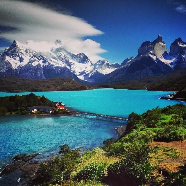 The unbelievable Patagonia, #Chile. Photo courtesy of jackieklein12 on Instagram.