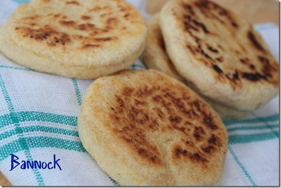 bannock, pain econnais