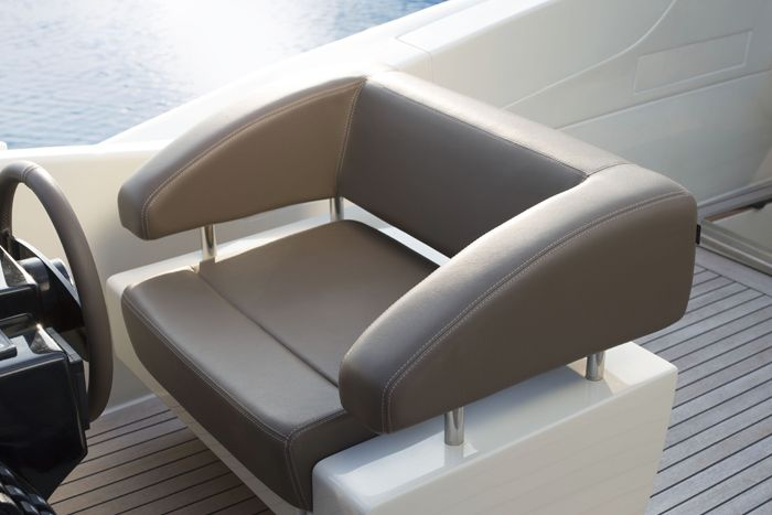 Leather Yacht Exterior by BOXMARK