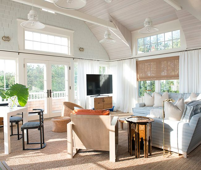 Shop The Look: Oceanfront Home. Cayucos BeachVictoria BeachBeach Cottage  StyleSeaside StyleBeach House InteriorsBeach DesignIdeal ...