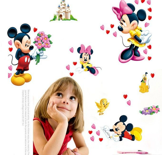 Mickey Minnie Wallpapers Reviews - Online Shopping Mickey Minnie ...