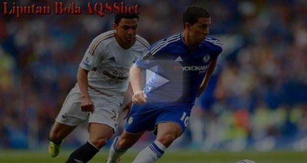 Liputan Bola - Highlights Pertandingan Chelsea 2-2 Swansea City (08/08/2015)