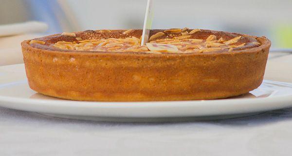 Ecco la ricetta originale della Torta Alessandra, la Love Cake di Ernst Knam a Bake Off Italia.