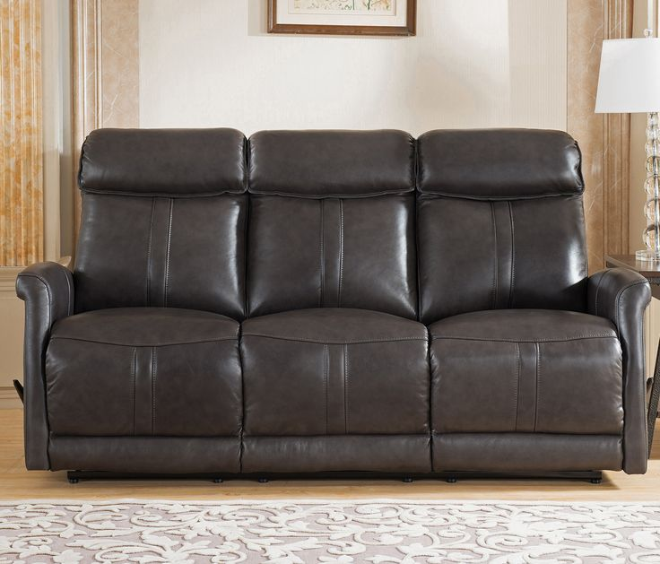 Sofas For Sale Mosby Leather Reclining Sofa
