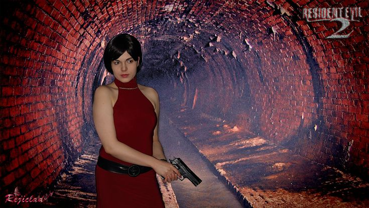 Finding Her Way Around The Sewers - Ada Wong Resident Evil / Biohazard cosplay by Rejiclad on DeviantArt
