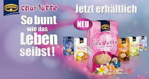 """Résultat de recherche d'images pour """"Krüger Chai Latte Sweet India Schoko"""""""