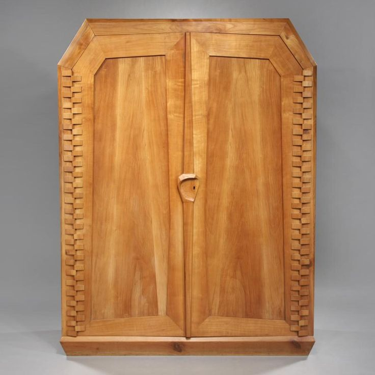 Sigfried Putz - Anthroposophical Cabinet by Sigfried Pütz, c. 1935 | InCollect